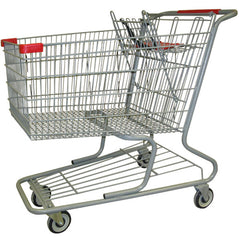 Metal Shopping Carts (Wire Shopping Carts)