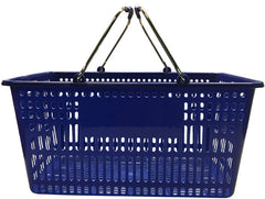 Plastic Shopping Baskets | Grocery Baskets
