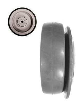 "5"" Walkway Wheel with Disc"