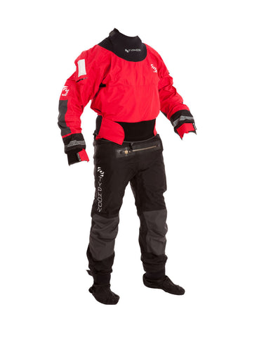 Multisport 4 Drysuit Including Convenience Zip - Aquariuz