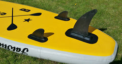 Inflatable Paddle Board Mellow Yellow - SOLD OUT