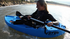 Surf Kayak - 3 week lead time on this product due to high demand