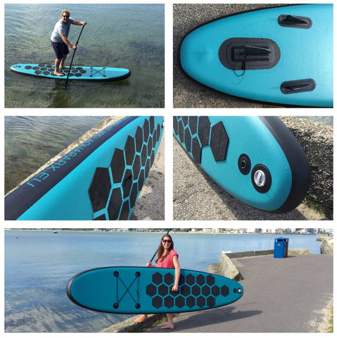 Aquapark Inflatable Paddle Board - Aquariuz