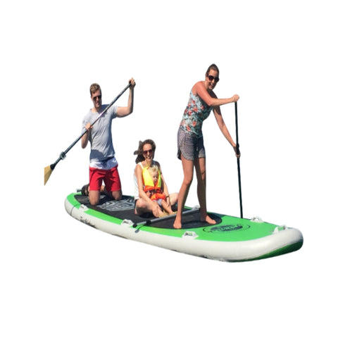 XL Giant Inflatable Paddle Board - Aquariuz