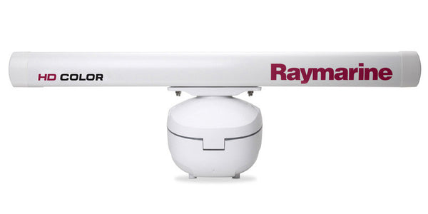 "Raymarine RA1048D - 4kW Pedestal - 48"" HD Digital Colour Open Array - RayNet Con"