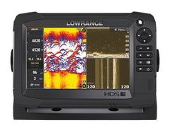 Lowrance HDS-7 Carbon Multifunction Display - No Transducer