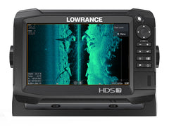 Lowrance HDS-7 Carbon Multifunction Display with TotalScan Transducer