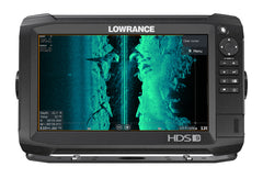 Lowrance HDS-9 Carbon Multifunction Display with HST-WSBL Skimmer Txd and StructureScan 3D Module/Txd Bundle
