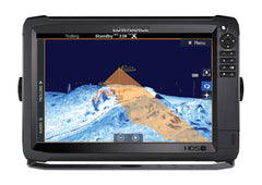 Lowrance HDS-12 Carbon Multifunction Display with TotalScan Transducer: