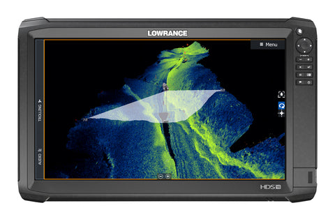 Lowrance HDS-16 Carbon Multifunction Display - No Transducer