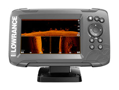 Lowrance HOOK2-5 Fishfinder/Chartplotter with TripleShot Txd