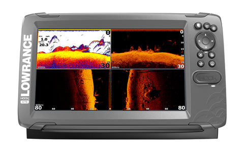 Lowrance HOOK2-9 Fishfinder/Chartplotter with TripleShot Txd