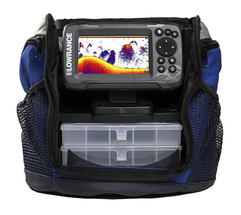 Lowrance HOOK2-4x GPS Plotter/Fishfinder with All Season Pack (EU) incl. Txd