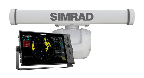 "Simrad R3016 Radar Control Unit c/w 16"" Widecreen Display plus HALO - Aquariuz"
