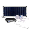 Image of Solar Technology HUBi 10K Solar Power Kit Including AC Adapter - Aquariuz