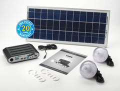Solar Technology HUBi 10K Solar Power Kit Including AC Adapter