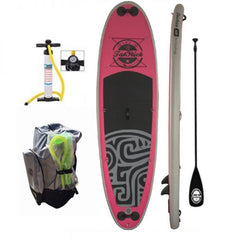 Inflatable Paddle Board Pink Panther 10ft
