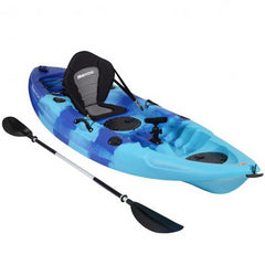 Crest All Blue Fishing Kayak - SOLD OUT