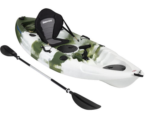 Crest Camo Fishing Kayak - SOLD OUT