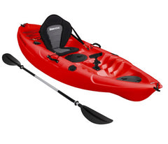 Crest Red Fishing Kayak - SOLD OUT