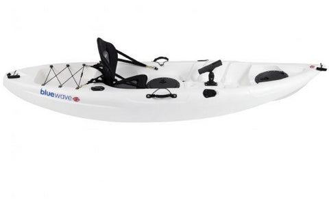 Crest White Fishing Kayak - SOLD OUT
