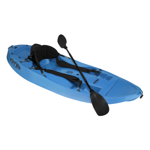 FATYAK SURF KAYAK - Free Leg Straps with this item