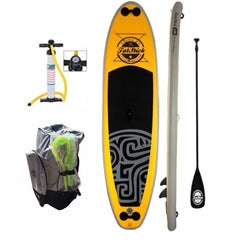 Inflatable Paddle Board Mellow Yellow - Aquariuz