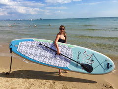 10'6 Ocean Flow Yoga All-rounder Inflatable Paddle Board