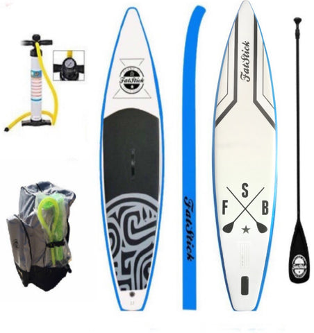 Inflatable Race/Touring ISUP 12'6 - SOLD OUT