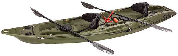 Tandem Fishing  Specific Mahee Kayak