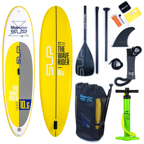 Wave Rider 10'6″ iSUP - SOLD OUT