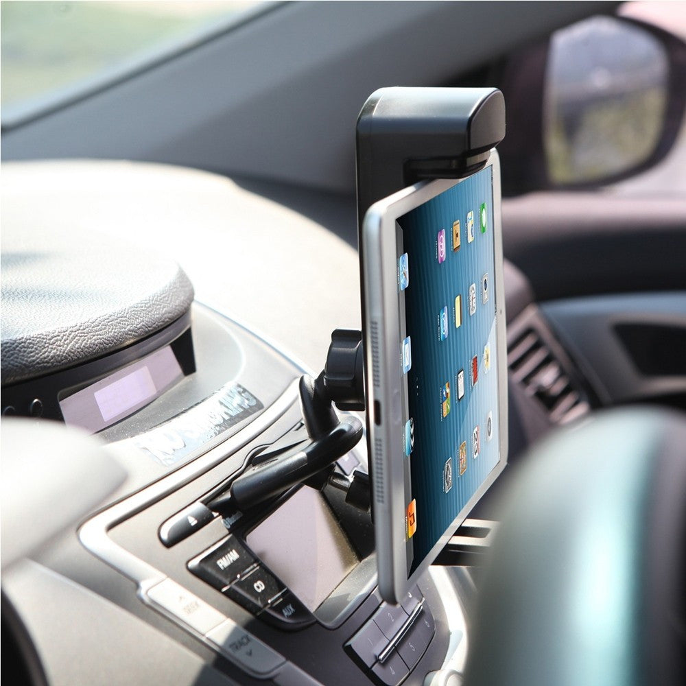 CT1 One Touch Universal Tablet Car Mount Holder