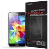 OBLIQ Galaxy S5 Screen Protector Zeiss Pure Anti Shock 1PK
