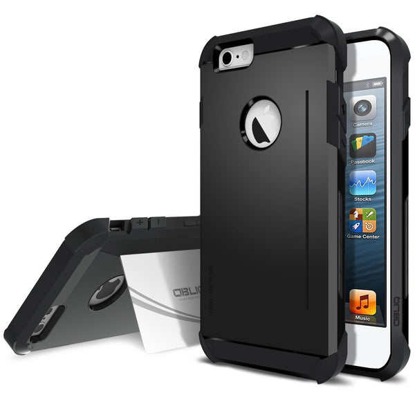 OBLIQ iPhone 6 Case Skyline Pro Black