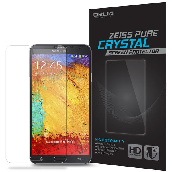 OBLIQ Galaxy Note 3 Screen Protector Zeiss Pure Crystal 1PK