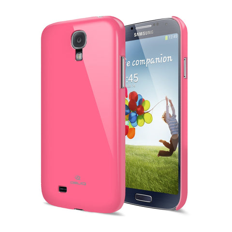 OBLIQ Galaxy S4 Case Slim Fit Candy Pink