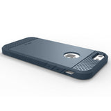 OBLIQ iPhone 6 Plus Case Flex Pro Navy