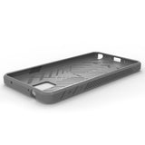 OBLIQ Galaxy Note 4 Case Flex Pro Gray