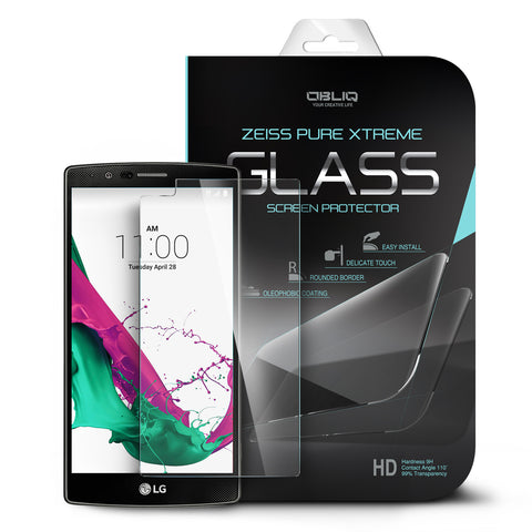 LG G4 Screen Protector Tempered Glass Protection