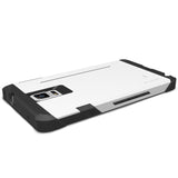 OBLIQ Galaxy Note 4 Case Skyline Pro White