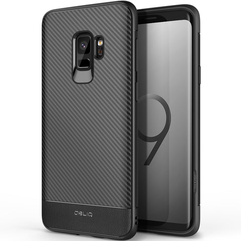 Galaxy S9 Case Flex Pro Black