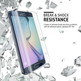 OBLIQ Galaxy S6 Edge Screen Protector Zeiss Pure Anti Shock  - 3