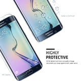 OBLIQ Galaxy S6 Edge Screen Protector Zeiss Pure Anti Shock  - 4
