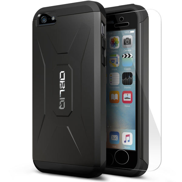 OBLIQ iPhone 5C Case Xtreme Pro Black