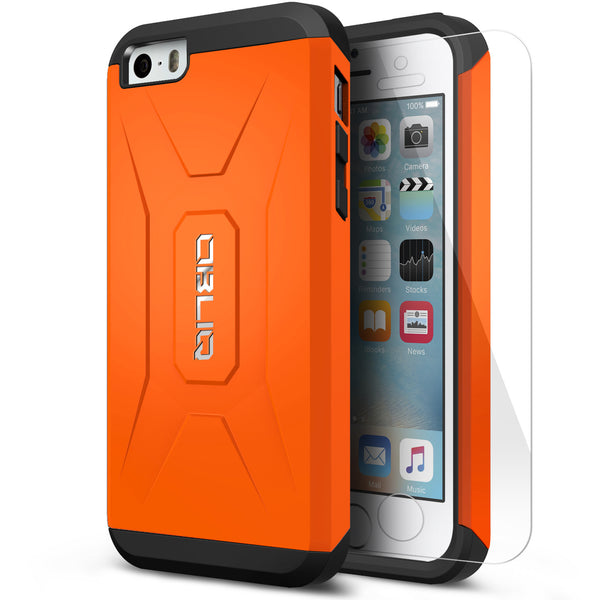 OBLIQ iPhone 5/5S Case Xtreme Pro Orange