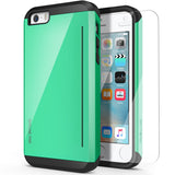 OBLIQ iPhone 5C Case Skyline Pro Mint