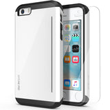 OBLIQ iPhone 5C Case Skyline Pro White
