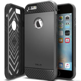OBLIQ iPhone 6S Case Flex Pro Black