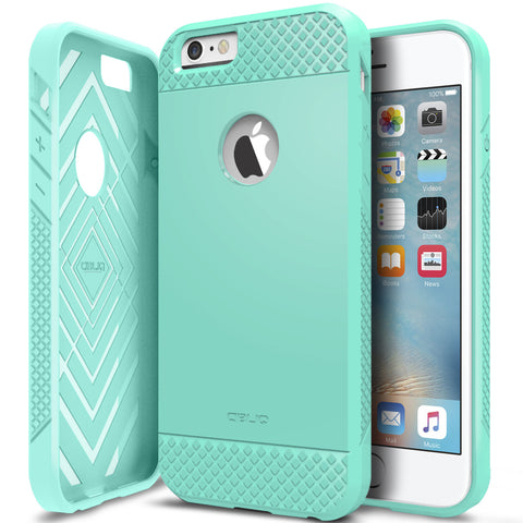 OBLIQ iPhone 6 Case Flex Pro Mint