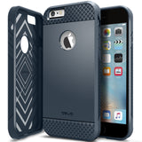 OBLIQ iPhone 6S Case Flex Pro Navy